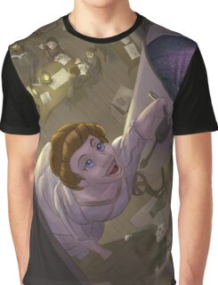 Annie Jump Cannon - Rejected Princesses Graphic T-Shirt