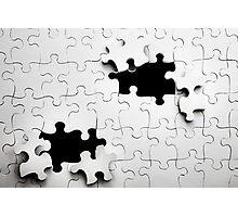 Jigsaw Photographic Print