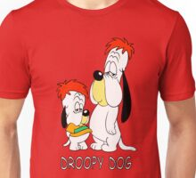 Droopy Dog - Cartoon Unisex T-Shirt
