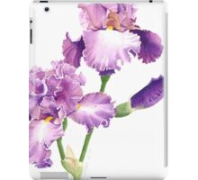 Reaching for the Sky Watercolor iPad Case/Skin