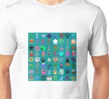 64 Monsters Unisex T-Shirt