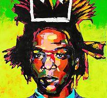 """Basquiat"" by Jason ""Yubi"" Lamacraft"