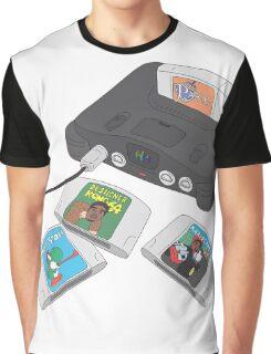 Hypetendo 64 Graphic T-Shirt