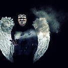 The Messenger  by Darren Bailey LRPS