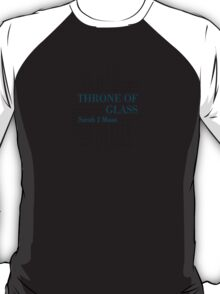 Throne of Glass - Typography T-Shirt