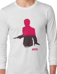 The Dark Passenger Long Sleeve T-Shirt