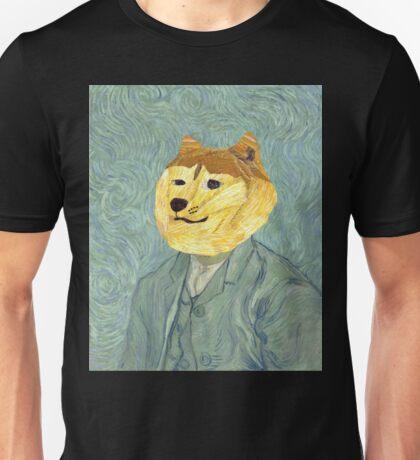 Vincent Van Dog Unisex T-Shirt