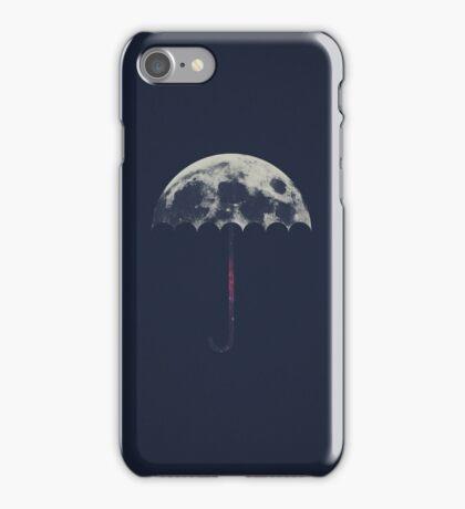 Space Umbrella iPhone Case/Skin