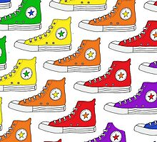 All Stars, All Colors. by lspiroo