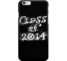 Class of 2014 iPhone Case/Skin