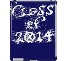 Class of 2014 iPad Case/Skin