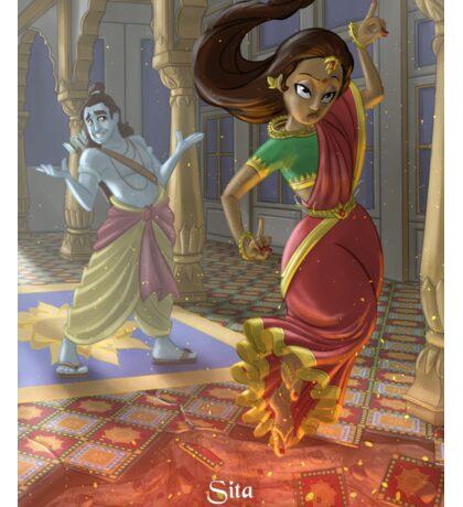 Sita - Rejected Princesses Sticker