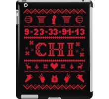 Chicago Sweater iPad Case/Skin