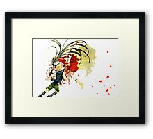 Oz & Alice - Pandora Hearts Framed Print
