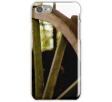 Cart Wheel Colour iPhone Case/Skin