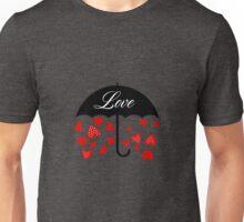 Love Cute Valentines Day Unisex T-Shirt