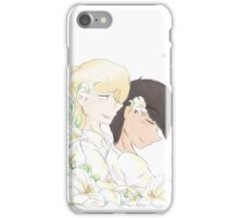 White Love iPhone Case/Skin