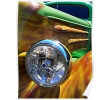 1936 Chevrolet Street Rod Poster