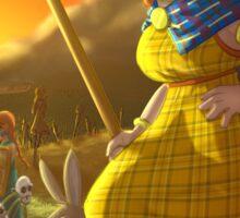 Boudica - Rejected Princesses Sticker