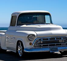 1956 Chevrolet Custom Pickup 5 by DaveKoontz