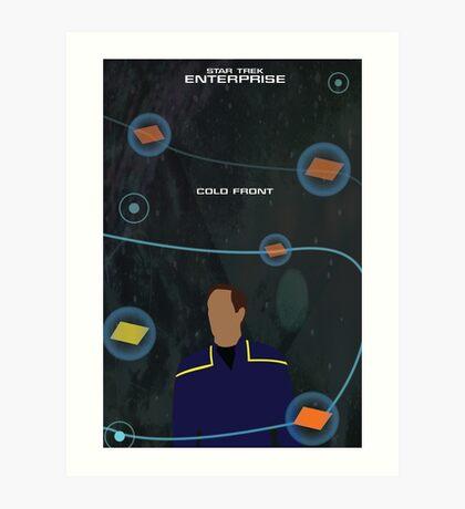 Enterprise | Cold Front Art Print