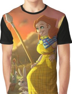 Boudica - Rejected Princesses Graphic T-Shirt