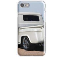 1956 Chevrolet Custom Pickup 3 iPhone Case/Skin