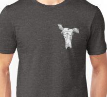 V Cool Dog With Glasses Unisex T-Shirt