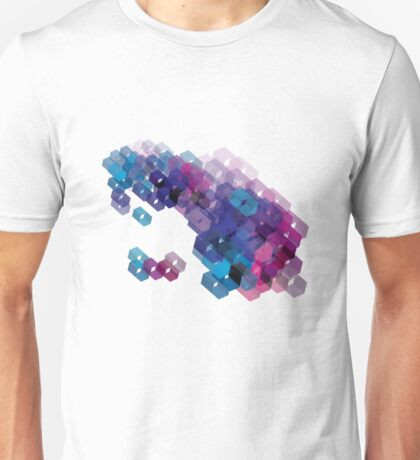 3D-blocks Unisex T-Shirt