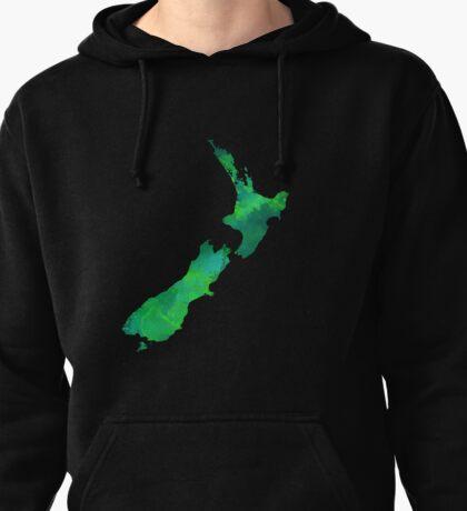 NZ Pullover Hoodie