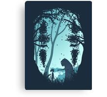Lonely Spirit Canvas Print