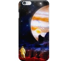 Lost Geysers of Europa iPhone Case/Skin