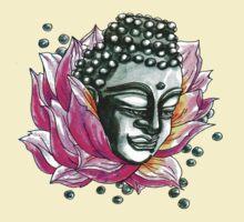 Decap Lotus Buddha  by HiddenStash
