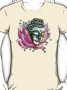Lotus Buddha  T-Shirt