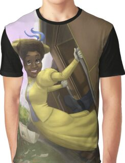Ida B Wells - Rejected Princesses Graphic T-Shirt
