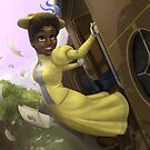 Ida B Wells - Rejected Princesses by jasonporath