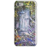 The Lavender Garden 2  iPhone Case/Skin