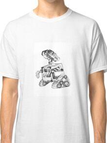 Wall-e...dreaming Classic T-Shirt