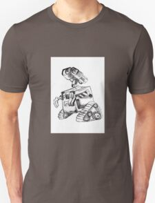 Wall-e...dreaming Unisex T-Shirt