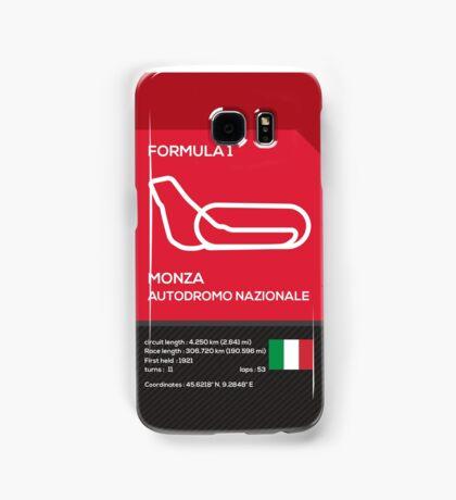 Monza Autodromo nazionale Samsung Galaxy Case/Skin