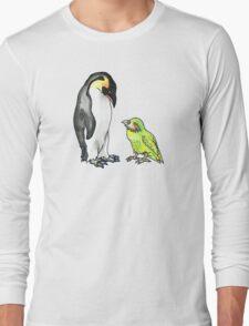 flightless friends Long Sleeve T-Shirt
