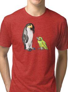 flightless friends Tri-blend T-Shirt