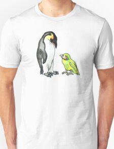 flightless friends Unisex T-Shirt