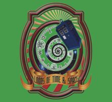 The Twelfth Doctor - Lords Of Time And Space Kids Clothes