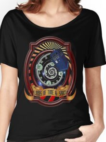 The Twelfth Doctor - Lords Of Time And Space Women's Relaxed Fit T-Shirt