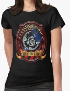 The Twelfth Doctor - Lords Of Time And Space Womens Fitted T-Shirt