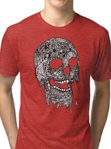 Brain Melter (B&W) Tri-blend T-Shirt