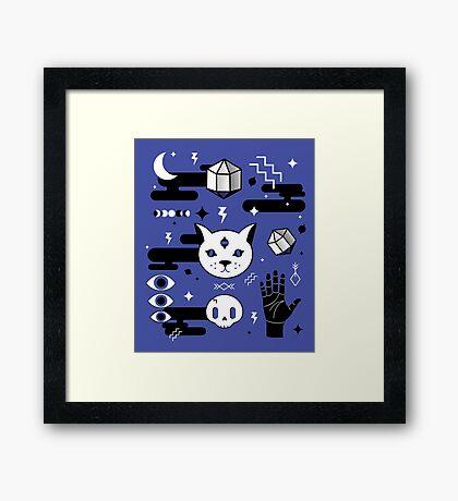 Eveel Kitties Framed Print