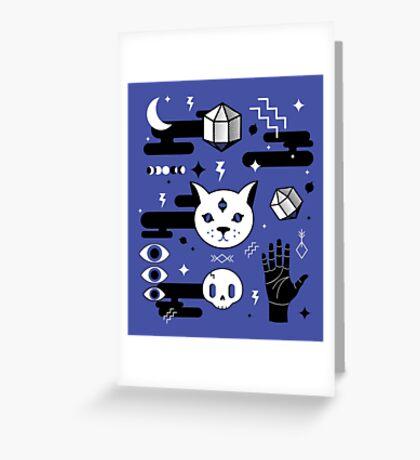 Eveel Kitties Greeting Card
