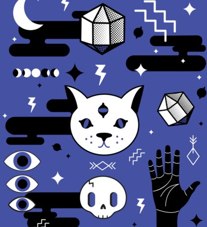 Eveel Kitties Sticker